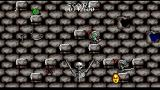 The Quest of Agravain Amiga Chained skeleton