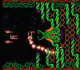 Over Horizon NES The first boss