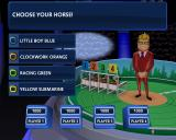 Buzz!: The Mega Quiz PlayStation 2 Horse Race Mystery Challenge