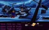 Monkey Island 2: LeChuck's Revenge DOS Captain Kate can sail you away