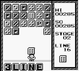 Palamedes Game Boy Clearing three lines at once