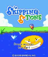 Skipping Stone J2ME Title screen