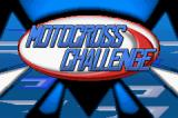 Motocross Challenge Game Boy Advance Title screen