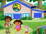 Dora the Explorer: Animal Adventures Windows Diego explains the problem.