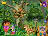 Dora the Explorer: Animal Adventures Windows ...in the understory...