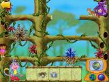 "Dora the Explorer: Animal Adventures Windows Here you need to ""move like the animals"" to rescue a baby jaguar."