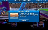 Altered Destiny Amiga Golden tube