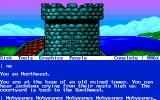 The Famous Five: Five on a Treasure Island Amiga Old ruined tower