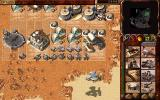 Dune 2000 Windows Troops protecting your base