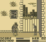 The Amazing Spider-Man Game Boy First Boss