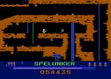 Spelunker Atari 8-bit Get rid of the ghost (temporarily) with the flashlight.