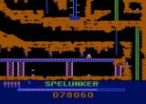 Spelunker Atari 8-bit Ride a mine car!