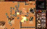 Dune 2000 Windows Attacking enemy base