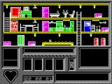 Time Trax ZX Spectrum Starting point