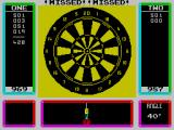 Superstar Indoor Sports ZX Spectrum The Spectrum version includes taunts