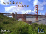 Golden Gate Windows Opening Screen