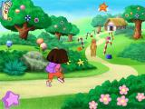 Dora the Explorer: Fairytale Adventure Windows Feeling kind of hungry...who is that I see?