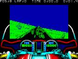 750cc Grand Prix ZX Spectrum On the last position
