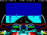 750cc Grand Prix ZX Spectrum Out of the track
