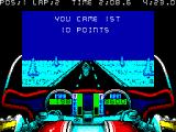 750cc Grand Prix ZX Spectrum Safely qualified