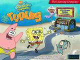 SpongeBob SquarePants: Typing Windows Title screen