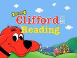 Clifford the Big Red Dog: Reading Windows Clifford's title screen