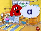 Clifford the Big Red Dog: Reading Windows Your first lesson - you'll also learn the upper case and the sounds the letter makes...