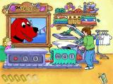 Clifford the Big Red Dog: Reading Windows You can help by finishing words.