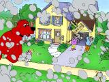 Clifford the Big Red Dog: Reading Windows And even more dismayed when Clifford sneezes.
