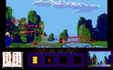 The Golden Path Amiga Game start