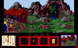 The Golden Path Amiga Enemy attacking