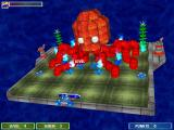 Strike Ball 2 Deluxe Windows Level 9 - The Evil Octopus