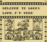 Tiny Toon Adventures 2: Montana's Movie Madness Game Boy Gogo's Bonus Game
