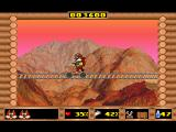 Skunny: In The Wild West DOS ...you should use this to cross the abyss.