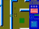 Mutants ZX Spectrum In the maze
