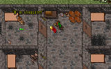 Ultima VII: Part Two - Serpent Isle DOS Our friend Iolo caught in prison