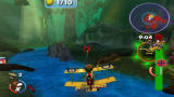 Snoopy vs. the Red Baron PSP Forest level