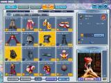 Grand Chase Windows The store: here you can buy items for your characters.
