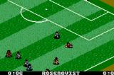 European Super League Game Boy Advance A sliding tackle. Missing with a mile though.