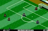 European Super League Game Boy Advance Very bad defense here. Two players free.
