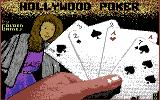 Hollywood Poker Commodore 64 Loading screen