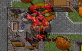 Ultima Collection DOS Ultima VII - Game - And again ... the guardian