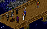Ultima Collection DOS Ultima VIII - Game - It starts with an execution