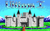 Ultima Collection DOS Ultima I - Title
