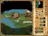 Heroes of Might and Magic IV: The Gathering Storm Windows A strange place for a quest