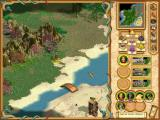 Heroes of Might and Magic IV: The Gathering Storm Windows the new Colosseum of might