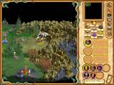 Heroes of Might and Magic IV: The Gathering Storm Windows a band of heroes