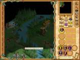 Heroes of Might and Magic IV: The Gathering Storm Windows the (also new) Colosseum of magic