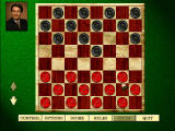 Hoyle Classic Games Windows Start of checkers game