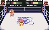 3D World Boxing  Commodore 64 Let's get ready to rumble